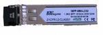 ISFP-MM-LC02, Industrial Rugged SFP Module for 1.25Gbps, MM 1310nm and 2Km
