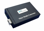 MC-1000-SFP, Mini Gigabit Converter with SFP Slot