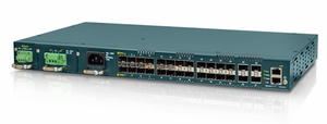MSW-4424A, L2 10G Carrier Ethernet Switch with 24 100/1000Base-X SFP & 4 10G SFP+ Slots