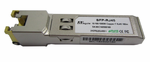 SFP-RJ45, 10/100/1000Base-T Copper Module