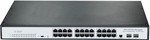 SW-POE-24-AC, Managed 24-Port Gigabit PoE Switch