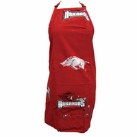 College Covers University of Arkansas Apron