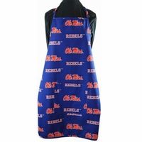 College Covers University of Mississippi Apron