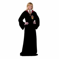 Harry Potter Hogwarts Adult Comfy Throw by Northwest Company