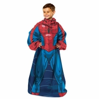Spiderman Youth Comfy Throw by Northwest Company