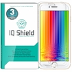 [3-Pack] IQ Shield� Tempered Glass �  iPhone 8 Glass Screen Protector
