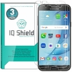 [3-Pack] IQ Shield� Tempered Glass � Galaxy J7 Glass Screen Protector (2017, J7 Perx, J7 Sky Pro,Express Prime 2)