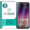 [3-Pack] IQ Shield� Tempered Glass � Galaxy S8 Active Glass Screen Protector