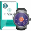 [3-Pack] IQ Shield� Tempered Glass � LG Watch Sport Glass Screen Protector