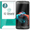 [3-Pack] IQ Shield� Tempered Glass � Moto Z2 Play Glass Screen Protector