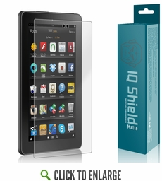Amazon Fire HD 8 Matte Screen Protector (2016,6th Gen)
