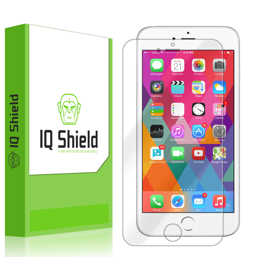 lowest price dc3f6 cac8b Apple iPhone 6S LiQuid Shield Screen Protector