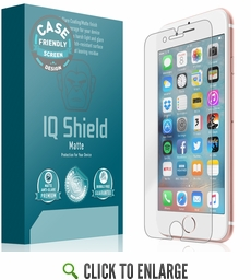 Apple Iphone 7 Matte Screen Protector (Case Friendly)