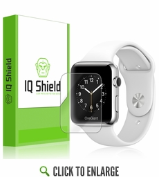 Apple Watch 38mm LiQuid Shield Screen Protector (6-Pack)