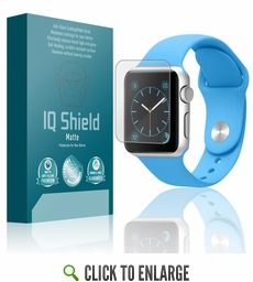 Apple Watch 38mm Matte Screen Protector (6-Pack)