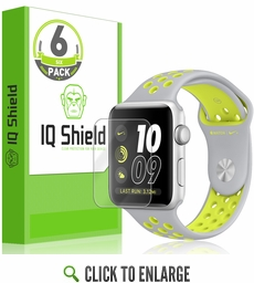 Apple Watch Nike+ LiQuid Shield Screen Protector (6-Pack)