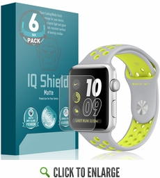 Apple Watch Nike+ Matte Screen Protector (6-Pack)