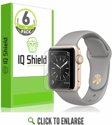 Apple Watch Series 2 38mm LiQuid Shield Screen Protector 6-Pack