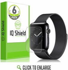 Apple Watch Series 2 42 mm LiQuid Shield Screen Protector (6-Pack)