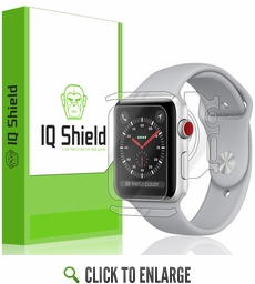 Apple Watch Series 3 LiQuid Shield Full Body Skin Protector (38mm)(Apple Watch Nike+, Series 3/2/1 Compatible)