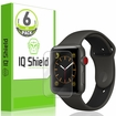 Apple Watch LiQuid Shield Screen Protector (38mm Series 3/2/1 Compatible)(6-Pack)