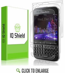 BlackBerry Classic Q20 LIQuid Shield Full Body Protector Skin