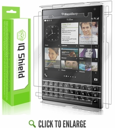 Blackberry Passport LiQuid Shield Full Body Protector Skin