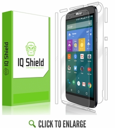 BLU Dash X Plus 5.5 LiQuid Shield Full Body Protector Skin