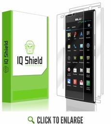 BLU Life One 4G LTE (2015 Edition) LiQuid Shield Full Body Protector Skin