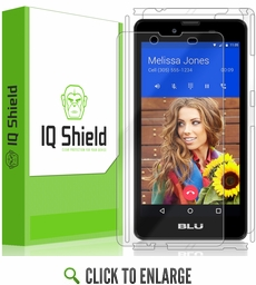 BLU Neo X 5.0 LiQuid Shield Full Body Skin Protector