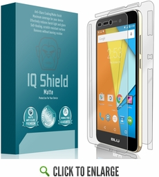 BLU Studio 5.5 HD Matte Full Body Skin