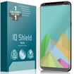 Galaxy S8 Plus Matte Screen Protector (Case Friendly & Edge to Edge 2-Pack)