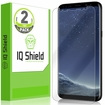 Galaxy S8 Plus (S8+) LiQuid Shield Screen Protector (2-Pack, Edge to Edge )