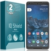Google Pixel 2 XL Matte Screen Protector (Max Coverage)[2-Pack]