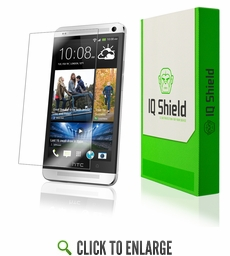 HTC One M7 LIQuid Shield Screen Protector