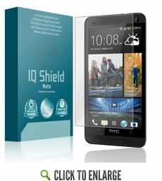 HTC One M7 Matte Anti-Glare Screen Protector