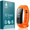 Huawei Honor Band 3 Matte Screen Protector 6-Pack