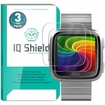 IQ Shield� Tempered Glass � Fitbit Versa Glass Screen Protector (3-Pack)