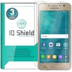 IQ Shield� Tempered Glass � Galaxy J2 Prime Glass Screen Protector [3-Pack]