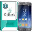 IQ Shield� Tempered Glass � Galaxy J3 Glass Screen Protector (2017) [3-Pack]