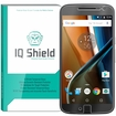 IQ Shield Tempered Glass � Motorola Moto G4 Plus Glass Screen Protector