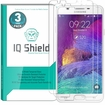 IQ Shield� Tempered Glass � Samsung Galaxy J7 Prime Glass Screen Protector