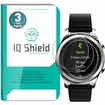 IQ Shield� Tempered Glass � Samsung Gear S3 (Frontier, Classic) Glass Screen Protector (3-Pack)