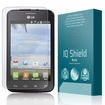 LG Optimus Dynamic II (L39C) Matte Anti-Glare Full Body Skin Protector