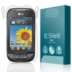 LG Optimus Net  Matte Anti-Glare Full Body Skin Protector