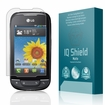 LG Optimus Net  Matte Anti-Glare Screen Protector