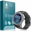 LG Watch Sport Matte Screen Protector [6 Pack]