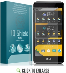 LG X Style Matte Screen Protector