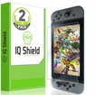 Nintendo Switch LiQuid Shield Screen Protector (2-Pack, Updated Design)