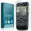 Nokia E72  Matte Anti-Glare Full Body Skin Protector